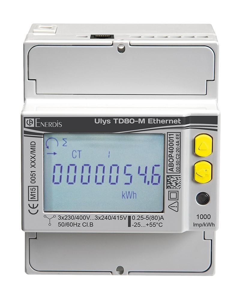 ULYS TD80-M Ethernet